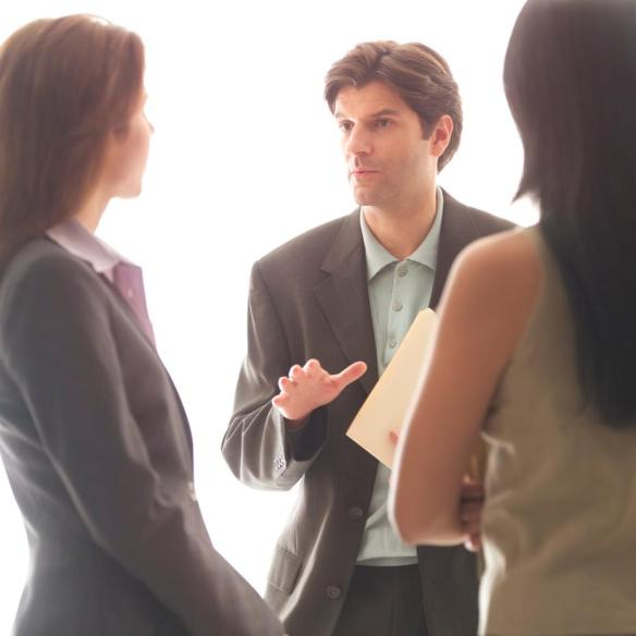 meeting or conversation